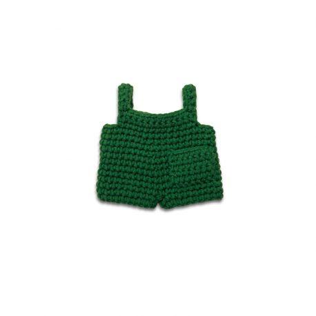 groen overall handmade