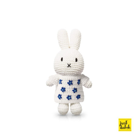 a. miffy handmade and her delft blue dress(710 438 387 6191)